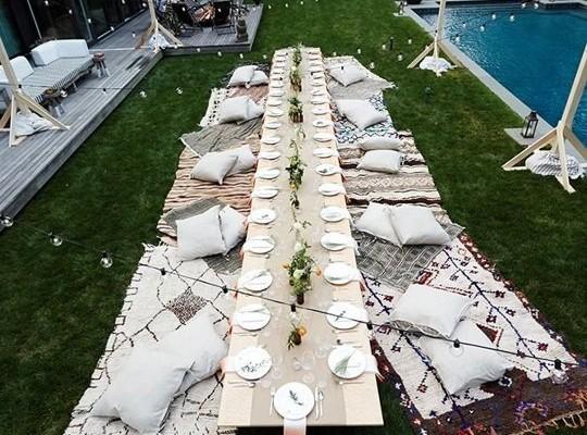 9 Easy DIY Ideas for an Outdoor Party