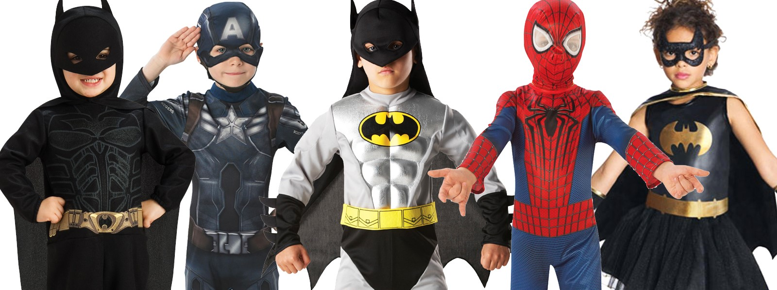 5 Popular Halloween Costumes For Boys