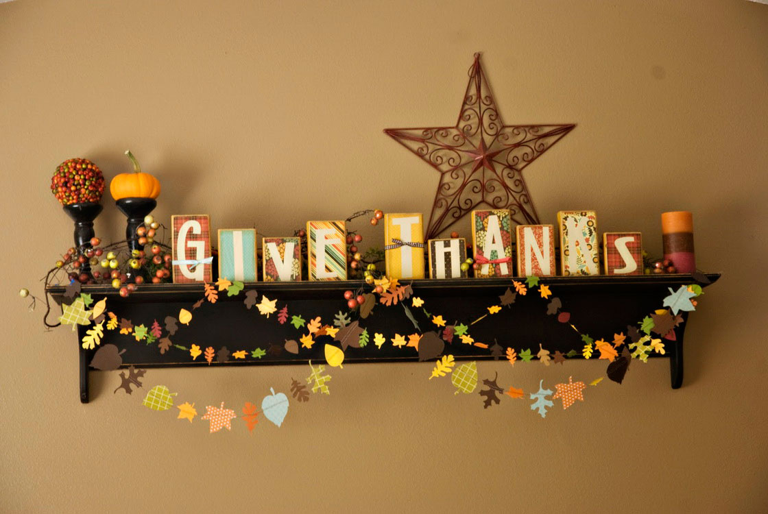 9 Best Ways To Decorate Your Thanksgiving Party