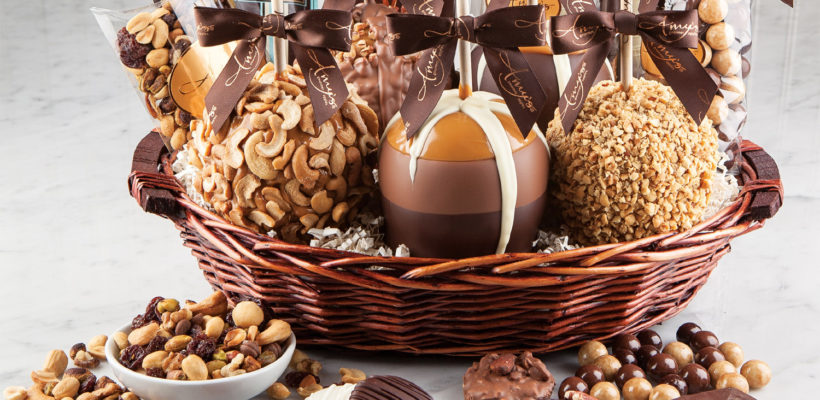 Chocolate Gift Baskets - Grand Thanksgiving Gifts