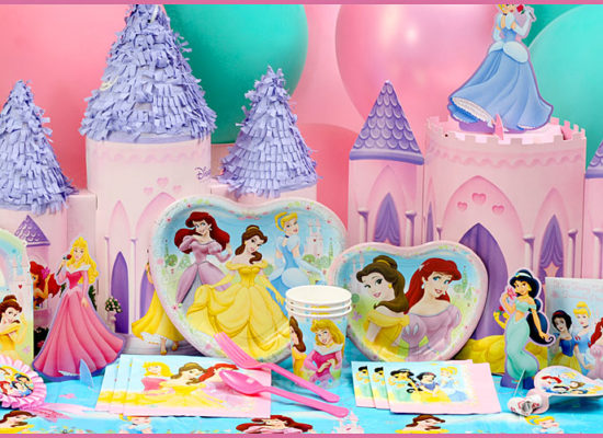 Plan The Perfect Princess Birthday Party For Your Little Girl
