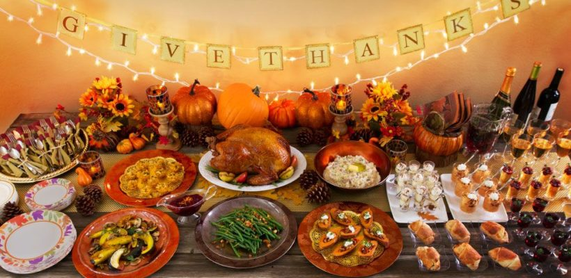 How To Host The Perfect Friendsgiving Party